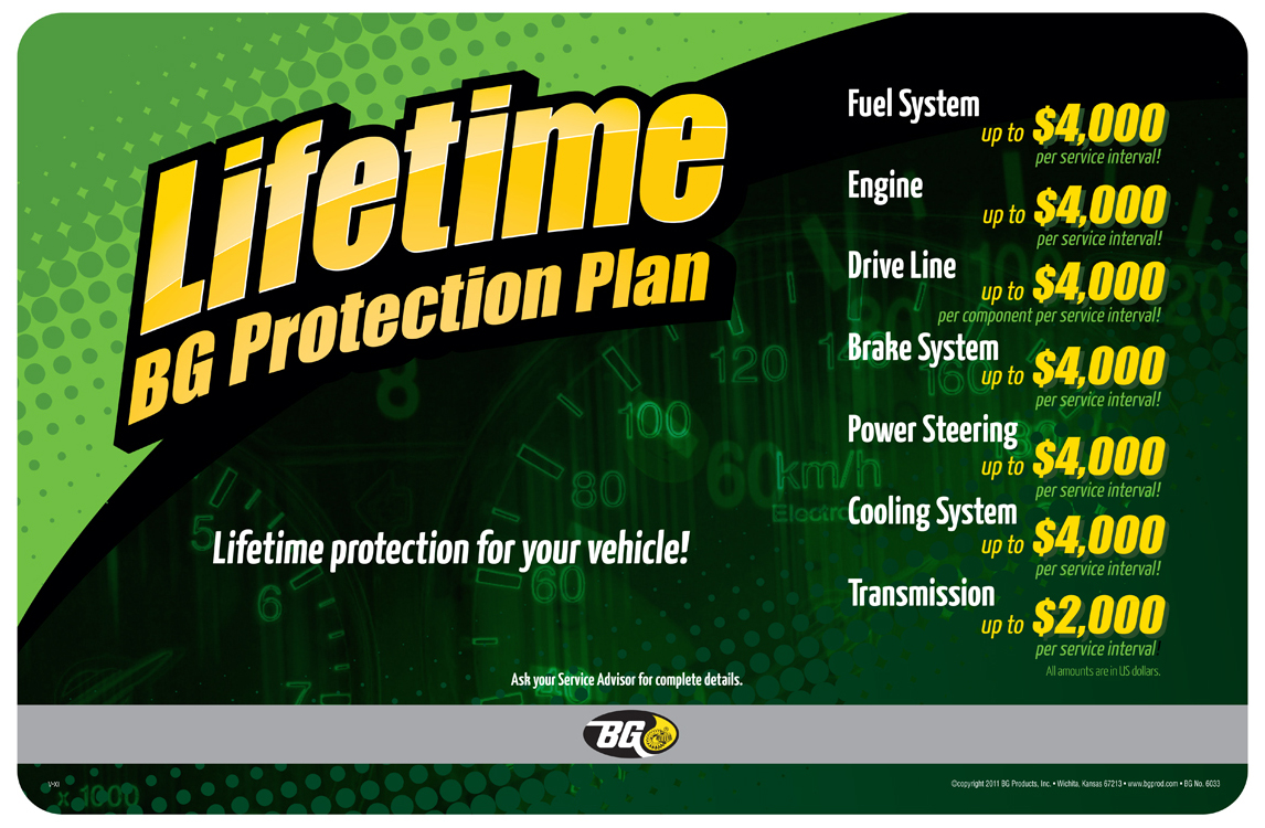 Lifetime Protection Plan